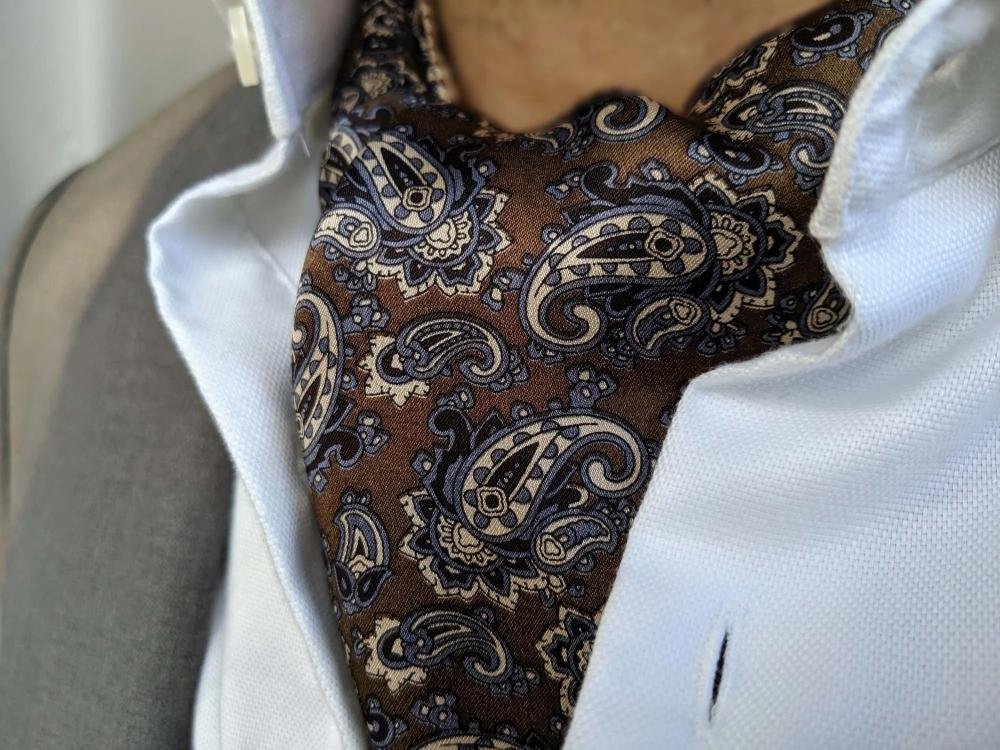 ascot tie for sale