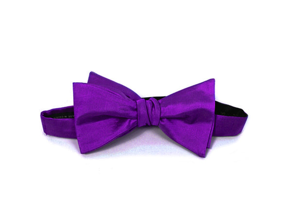 The Rogers Nelson Purple Bow Tie