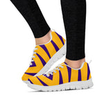 Ladies Running Shoes Tigers - Spicy Prints