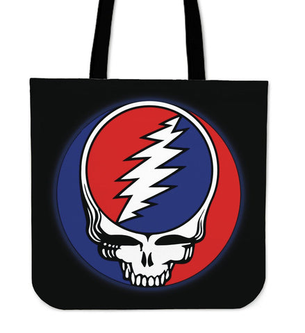 Steal Your Face Tote Bag - Royal Crown Pro