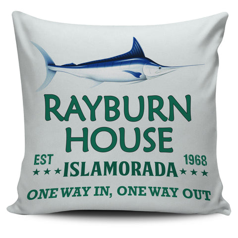 "Rayburn House 18"" Pillow Case - Love Family & Home"