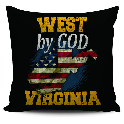 "West Virginia 18"" Pillow Covers - Love Family & Home"