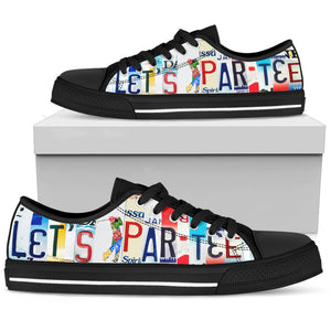 Let's Par Tee Low Top - Love Family & Home