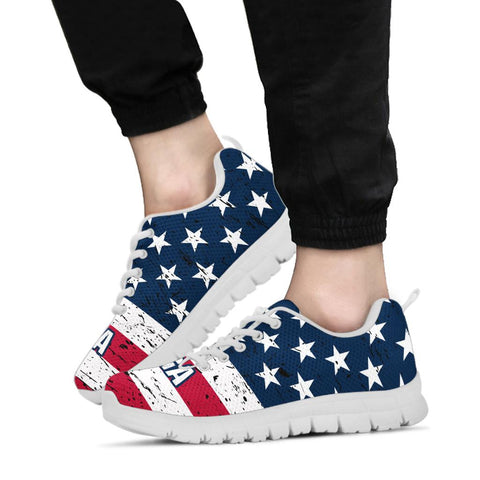 #MAGA Trump Sneakers