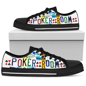 Poker Room Low Top - Love Family & Home