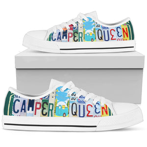 Camper Queen Low Top Shoes - Love Family & Home
