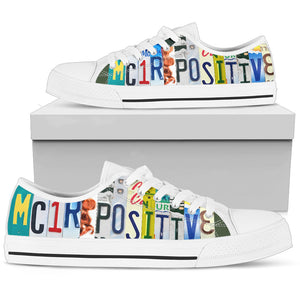 MC1R Positive  Low Top Shoes - Love Family & Home