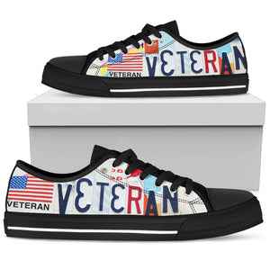 American Veteran Low Top Shoes - Love Family & Home