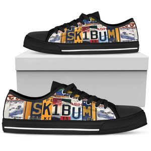 Ski Bum Low Top Shoes - Love Family & Home