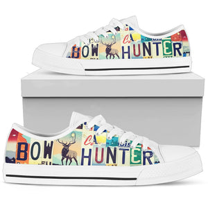 Bow Hunter Low Top - Love Family & Home