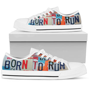 Born to run low top - Love Family & Home