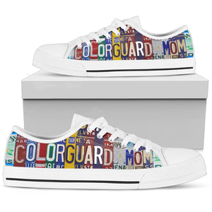 Colorguard Mom Low Top Shoes - Love Family & Home