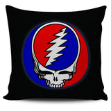 Steal Your Face Dead Head Pillow Case - Royal Crown Pro