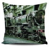 "Classic Trains 18"" Pillow Covers"