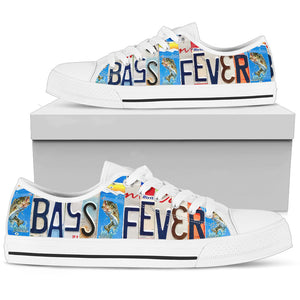 Bass Fever Low Top - Love Family & Home