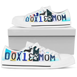 Doxie mom low top - Love Family & Home