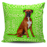 "Boxer Dog 18"" Pillow Covers"