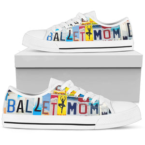 Ballet Mom Low Top - Love Family & Home