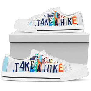 Take a hike Low top - Love Family & Home