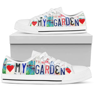 Love My Garden Low Top - Love Family & Home