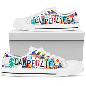 Camper Life Low Top Shoe - Love Family & Home