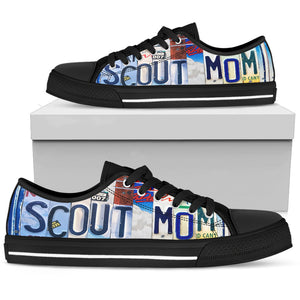 Scout Mom Low Top Shoes - Love Family & Home