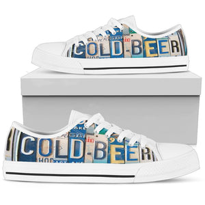 Cold Beer Low Top - Love Family & Home