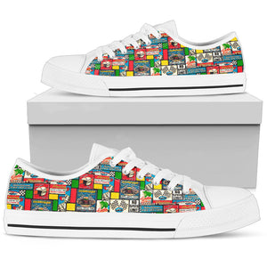 No Speed Limit Low Top Shoes - Love Family & Home