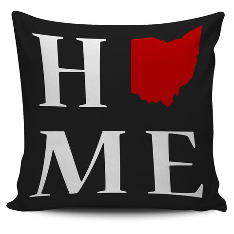 "Ohio State Home 18"" Pillow Covers"