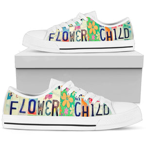 Flower child low top - Love Family & Home