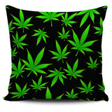 "Weed Print 18"" Pillow Covers - Royal Crown Pro"