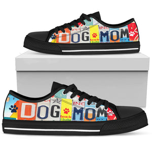 Dog Mom Low Top Shoe - Love Family & Home
