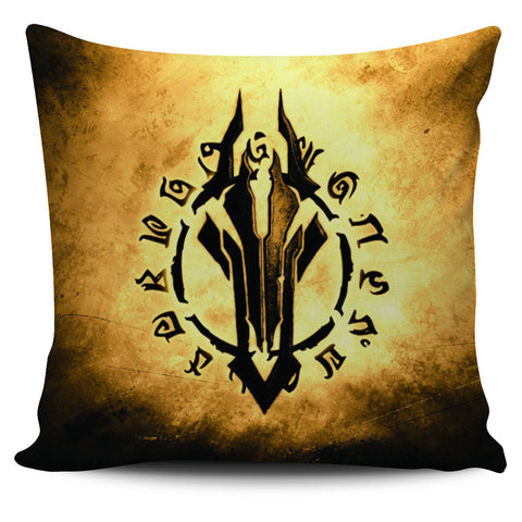 "Darksiders Inspired 18"" Pillow Cover - Love Family & Home"