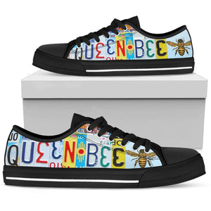 Queen Bee Low Top Shoes - Love Family & Home