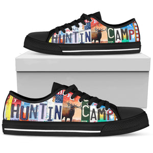 Hunting Camp Low Top Shoes - Love Family & Home