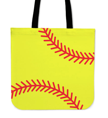 Softball Premium Tote Bag