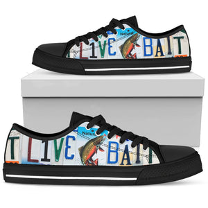 Live Bait Low Top - Love Family & Home