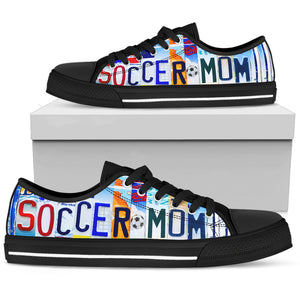 Soccer Mom Low Top - Love Family & Home
