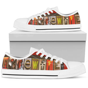 Firewife Low Top Shoes - Love Family & Home