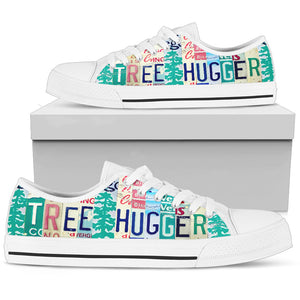 Tree Hugger Low Top Shoes - Love Family & Home