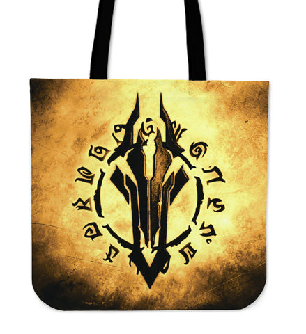 Image of Darksiders Inspired Tote Bag - Love Family & Home