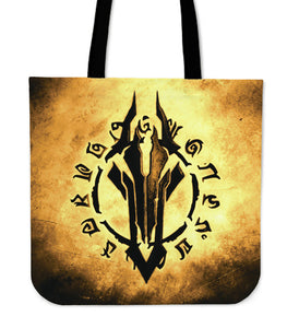 Darksiders Inspired Tote Bag - Love Family & Home