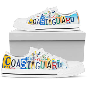 Coast Guard Low Top - Love Family & Home