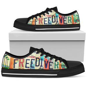Freediver Low Top - Love Family & Home
