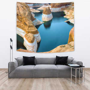 TAPESTRY ROCK AND WATER - Love Family & Home