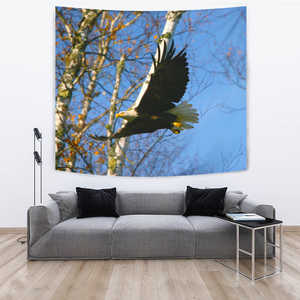 Image of TAPESTRY BALD EAGLE - Love Family & Home