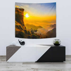 Image of TAPESTRY SUNSET - Love Family & Home