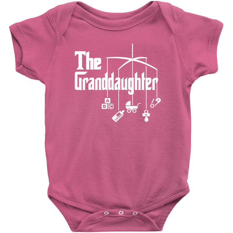 Image of The Granddaughter Gift For Grandparents - Love Family & Home