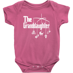 The Granddaughter Gift For Grandparents - Love Family & Home
