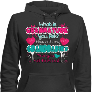 Grammatude T-Shirt & Apparel - Love Family & Home